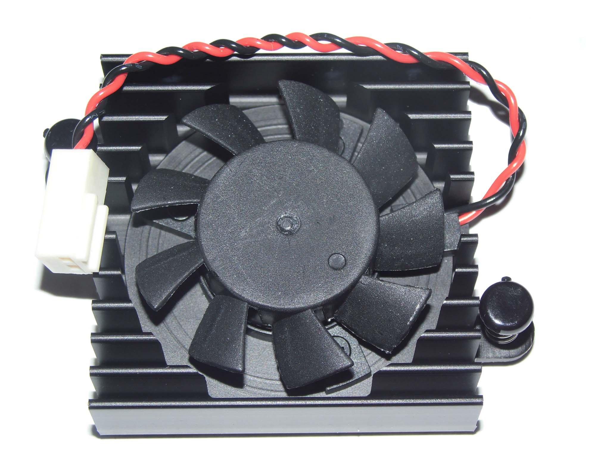 Heatsink fan,DaHua DVR CPU Fan,HDCVI Camera Fan,HD DVR Motherboard BGA Cooler fan,For lorex security system,q-see camera dvr,5V 2Wire 454513mm ,5.5cm hole size
