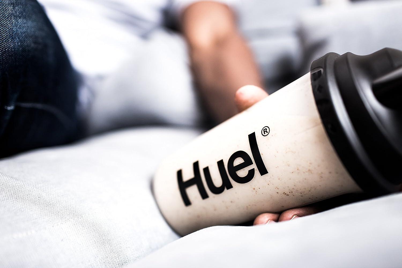Huel Comida en Polvo Nutricionalmente Completa - Comida en Polvo 100% Vegana (3,5kg - 28 comidas) (v2.3 Sin Gluten - Vainilla): Amazon.es: Alimentación y ...