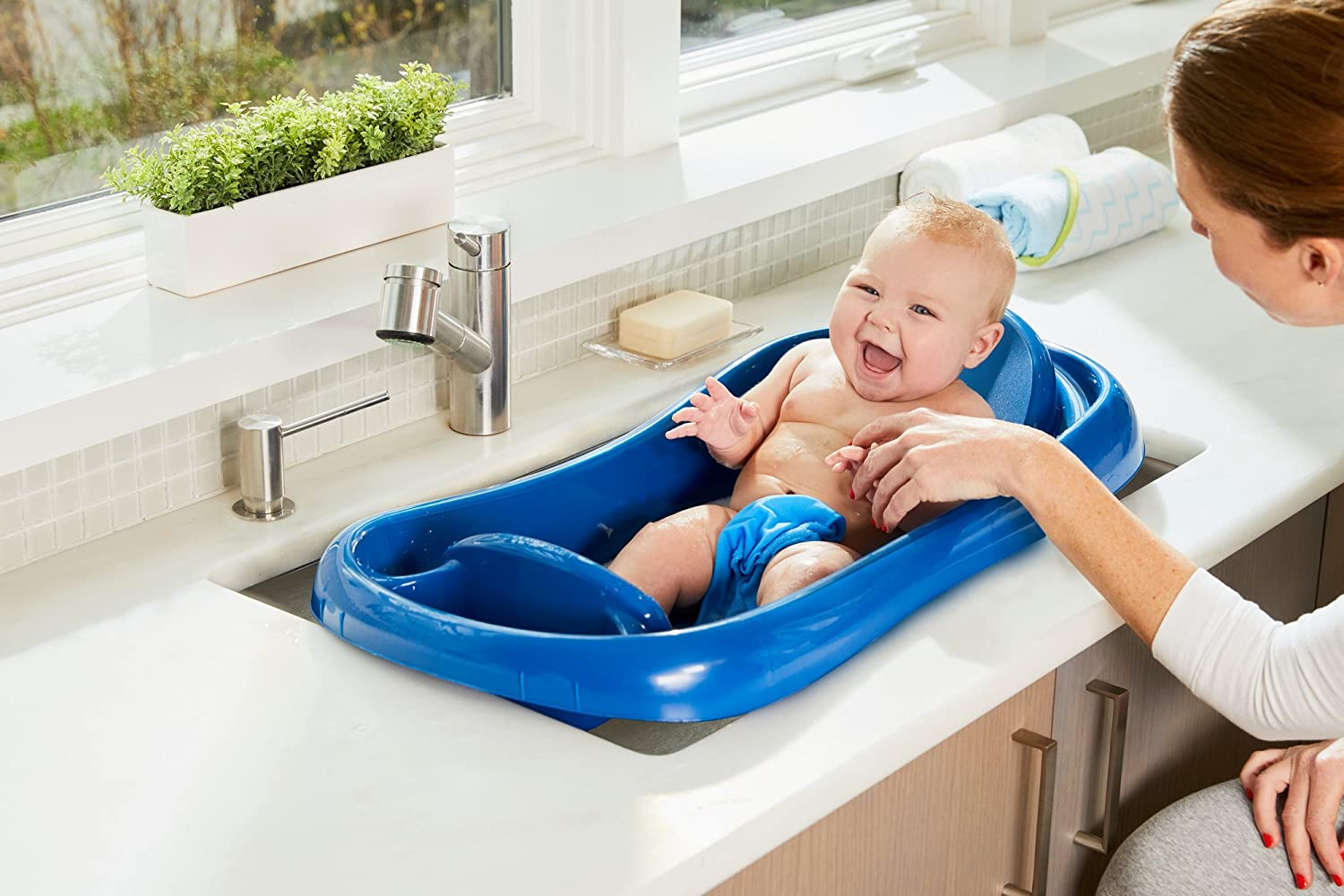 Best Baby Bathtubs & Bathseats Reviewed in 2018