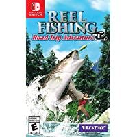 Deals on Reel Fishing: Road Trip Adventure Nintendo Switch
