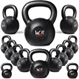 4kg 6kg 8kg 10kg 12kg 16kg 20kg 24kg 28kg30kg 32kg 36kg And 40kg Cast Iron Kettlebell Gym Tone Fitness Exercise