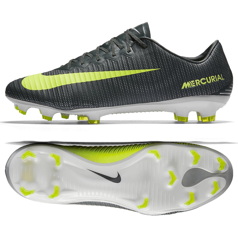 molestarse Disciplina Escalera  Nike Mercurial Vapor Xi Cr7 FG Mens Football Boots 852514 Soccer Cleats (UK  6 US 7 EU 40, Seaweed Volt Hasta 376): Amazon.in: Shoes & Handbags