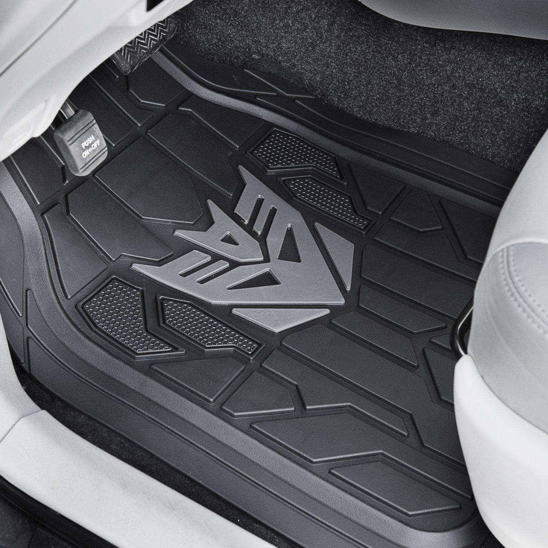1 Autobot Emblem, AMA-010 Pilot Automotive Transformer Exterior Accessories Bundle