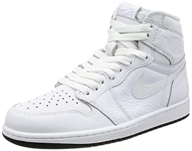 NIKE Air Jordan 1 Retro High OG Mens Basketball Shoes (10 D(M)