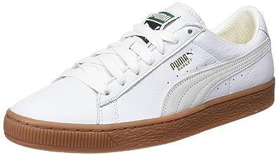 d62c6676771 Puma Basket Classic Gum Deluxe