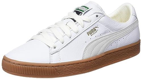 a19d73c0933b Puma Basket Classic Gum Deluxe