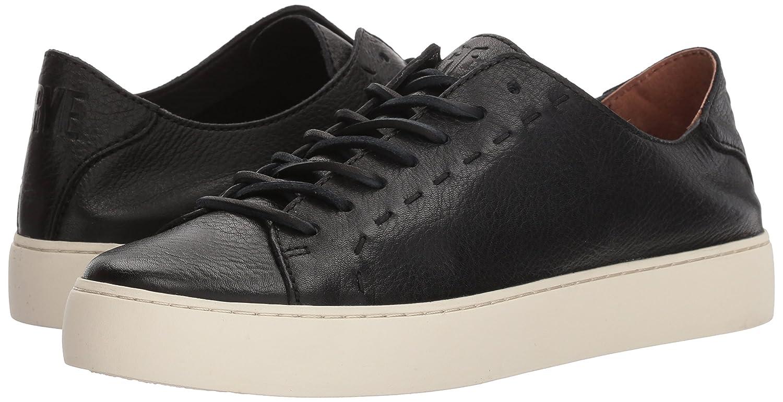 FRYE Women's Lena Low Lace Sneaker B074QSYWY9 5.5 B(M) US Black