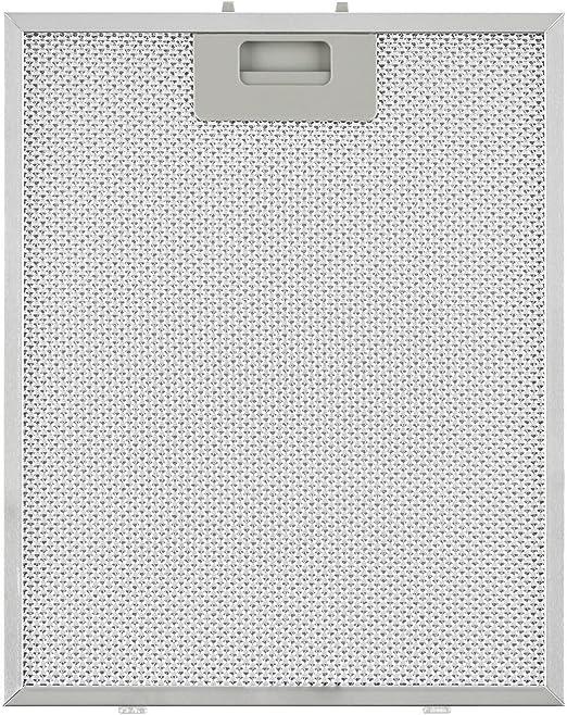 Klarstein Repuesto de filtro de grasa de aluminio 26 x 32 cm (adecuado para campanas extractoras Klarstein): Amazon.es: Hogar