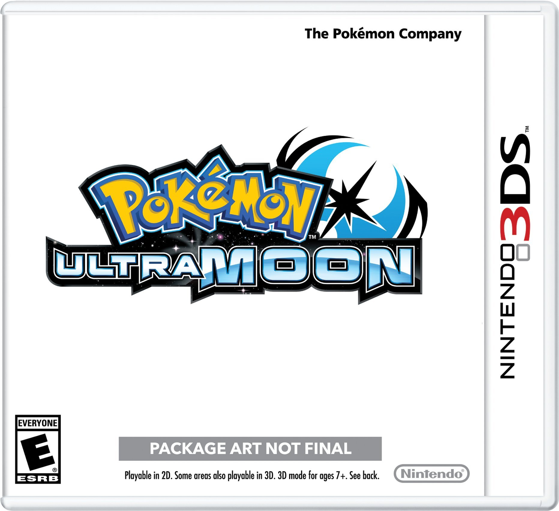 Pokémon Ultra Sun and Ultra Moon Steelbook Dual Pack - Nintendo 3DS by Nintendo (Image #7)