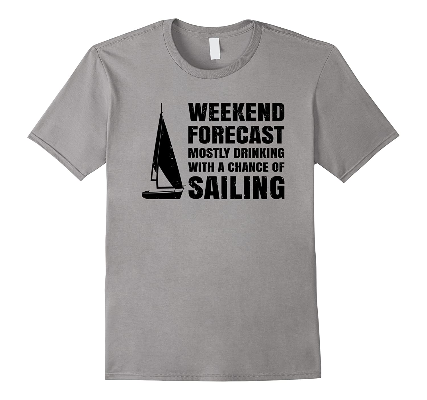 87454a24ff Funny Sailing Sailboat Yachting and Drinking Beer T Shirt-TH - TEEHELEN