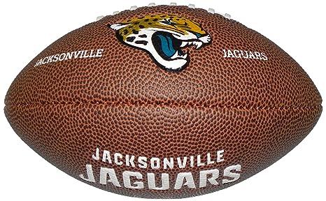 Wilson Football NFL Mini Jacksonville Jaguars Logo - Balón de ...