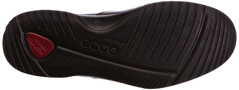 Ecco ECCO Schwarz TRANSPORTER, Herren Derby Schnürhalbschuhe, Schwarz ECCO (schwarz schwarz51052), 42 EU (8 Herren UK) 176cc4