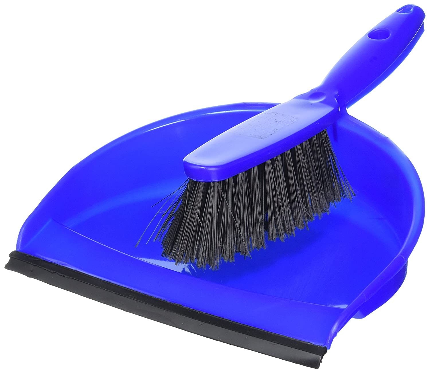 Bentley Industrial VZ.8012//G Color Coded Hygiene Dustpan and Hand Brush Set Green
