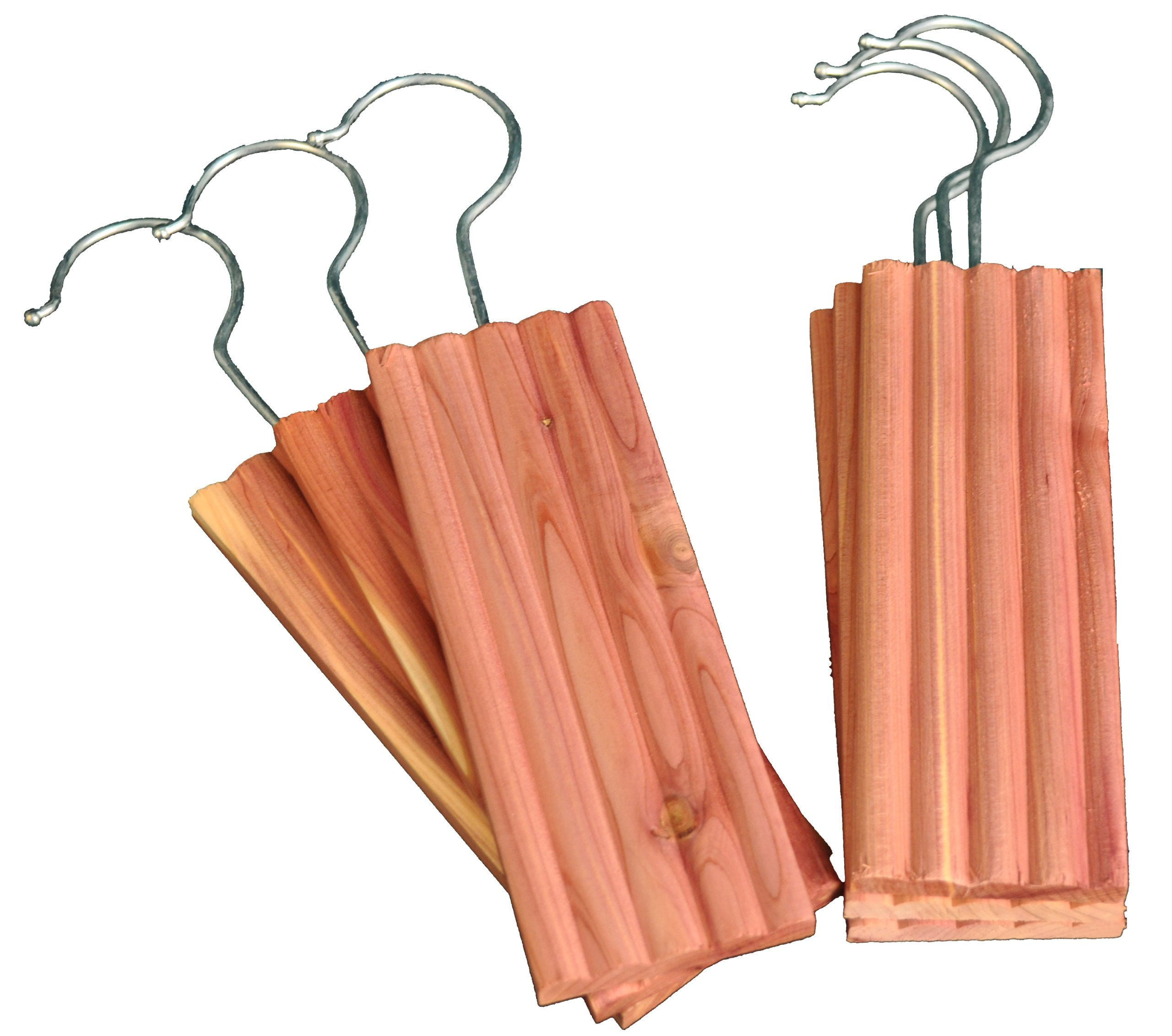 Cedar Green B222 Aromatic Cedar Hang-Ups, 18-Piece