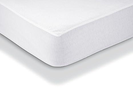 Amazonbasics protezione impermeabile per materasso in spugna