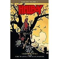Hellboy Omnibus Volume 3 The Wild Hunt
