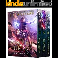The Rogue Elf of Urlas: Songs of Wrath (Half-Elf Chronicles Boxset Book 2)