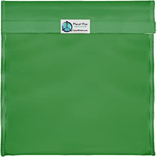 product image for Planet Wise Tint Gallon Bag - Hook and Loop (Green)