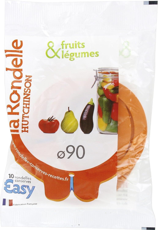 Arandelas universales – 2 nariz frutas y verduras – diámetro ...