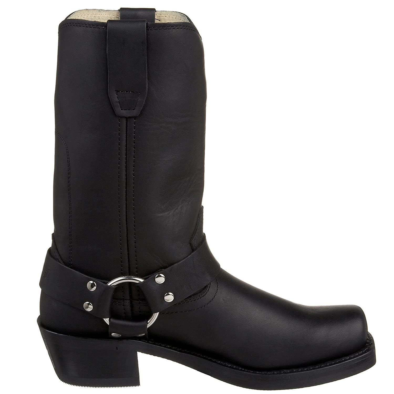 Durango Boot Women's Harness Boot Durango B000FJE16U 7 B(M) US Black 069b4e