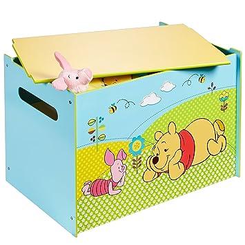 Disney Boîte à Jouets Pour Enfants Winnie Lourson Coffre De