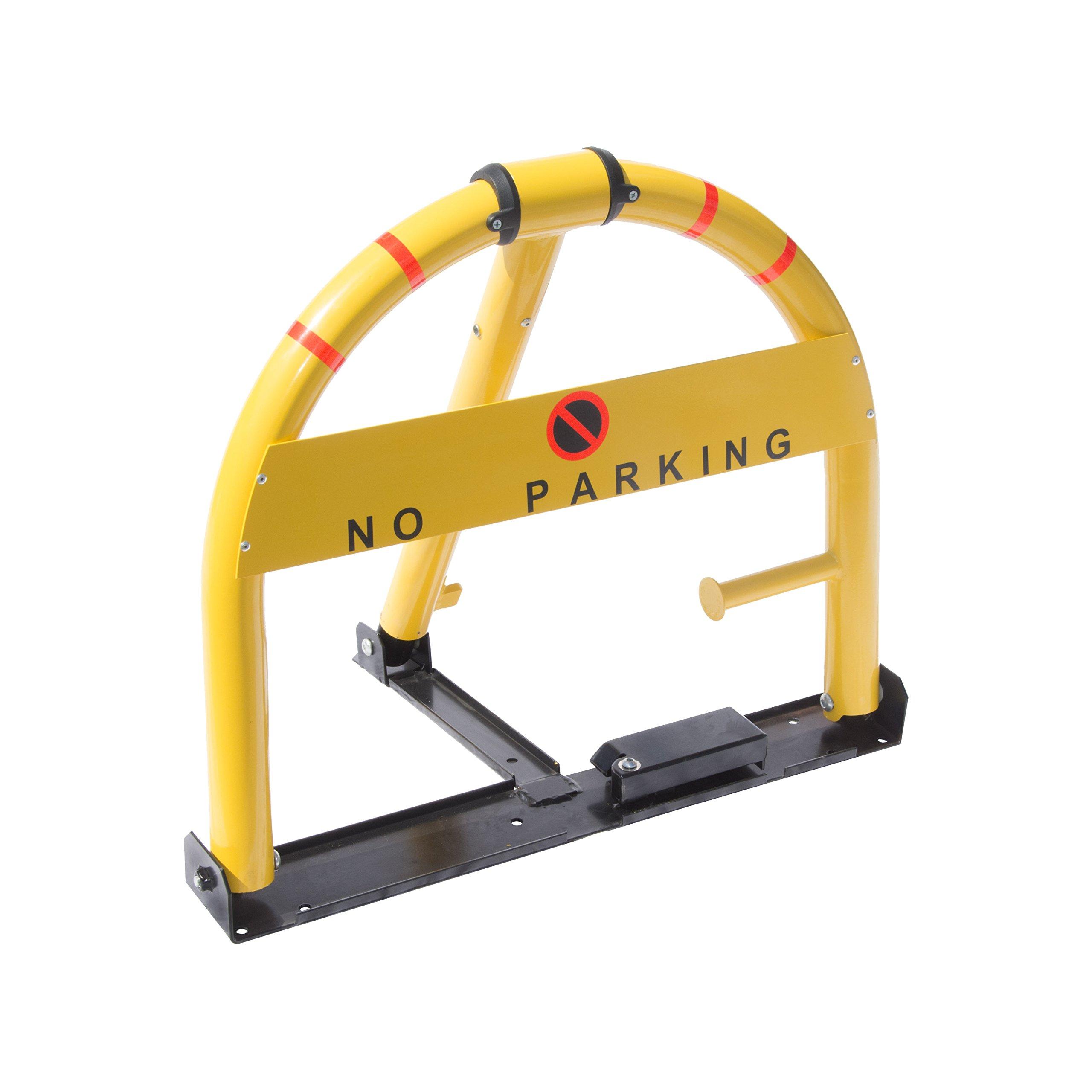 ALEKO PLSF02 Semiautomatic Foot Operated Parking Lock