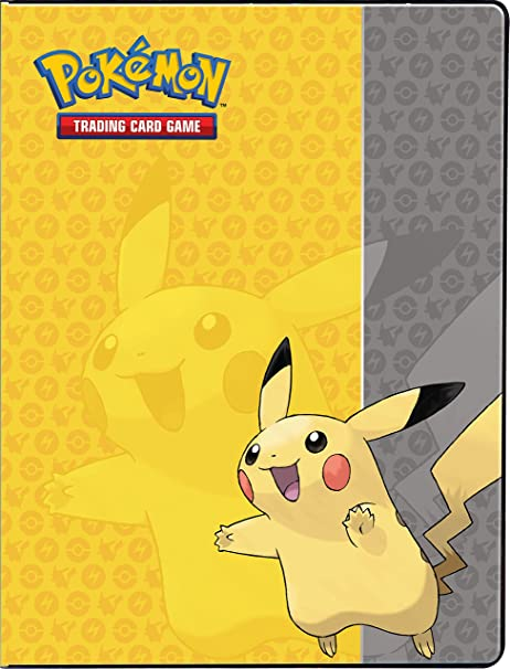 Amazon.com: 9pkt Pokemon Portfolio Generic 6: Toys & Games