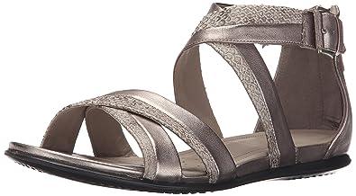 bacf7497182e5f ECCO Footwear Womens Women s Touch Ankle Strap Sandal