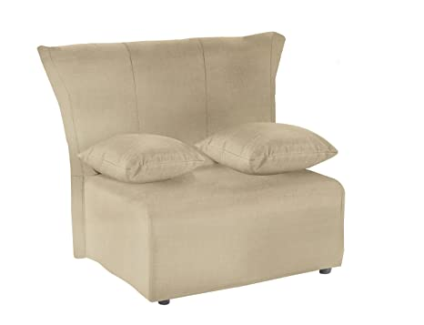 13Casa - Cedro P2 - Poltrona letto. Dim: 80x90x85 h cm. Col: Ecru ...