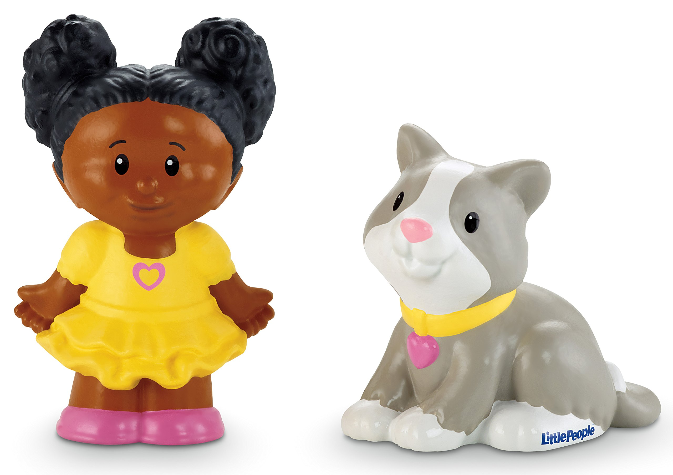 Fisher-Price Little People Tessa & Kitty