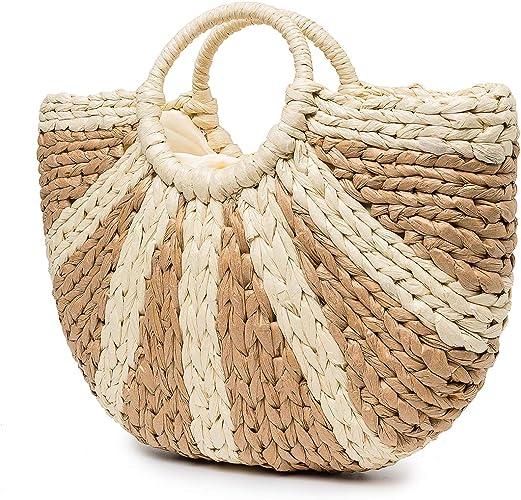 Amazon.com: JOSEKO Bolsa de playa de verano, para mujer, de ...