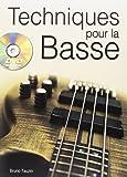 Techniques pour la Basse (DVD Inclus)