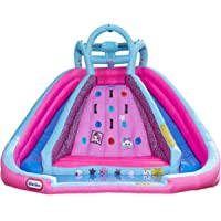 Little Tikes L.O.L. Surprise Inflatable River Race Water Slide with Blower