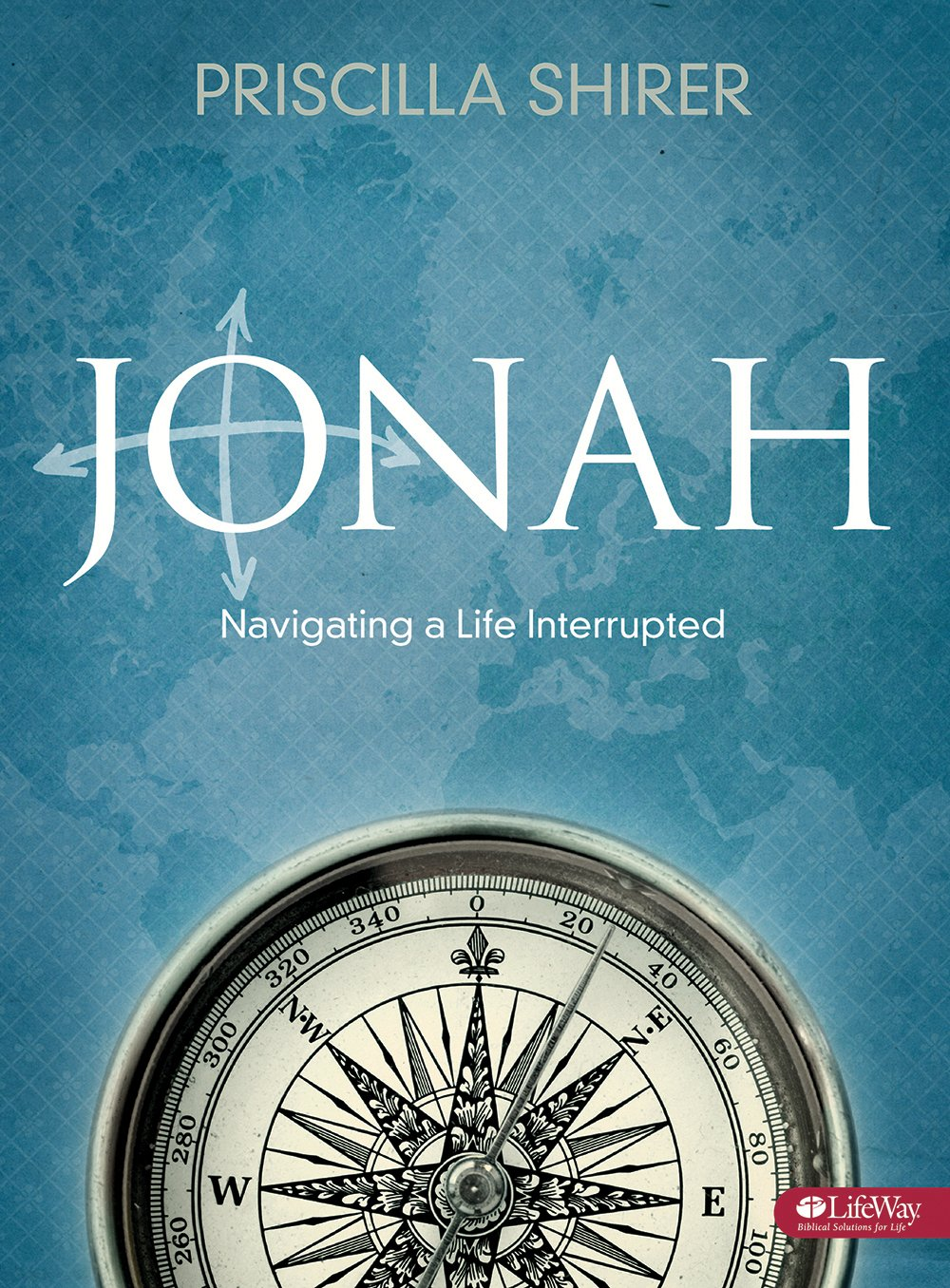 Jonah: Navigating a Life Interrupted (Bible Study Book): Priscilla Shirer:  9781415868492: Amazon.com: Books