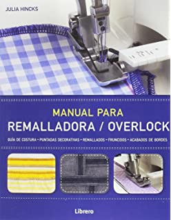 JUKI - Remalladora, Metal, 34 x 27 x 29,5 cm, Color Blanco: Amazon ...
