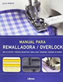 Manual para remalladora/overlock