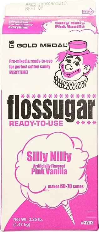Preparado para algodón de azúcar, 1,47 kg: Amazon.es: Alimentación ...