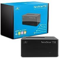 """Vantec 3.5"""" SATA 6GB/s a USB 3.1Gen II Type-A HDD Enclosure (NST-370A31-BK), NexStar TX - Puerto Simple USB 3.0 (versión actualizada)"""