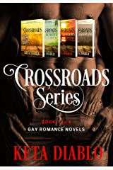 Crossroads Series: Books 1-4, Gay Romance Novels Kindle Edition