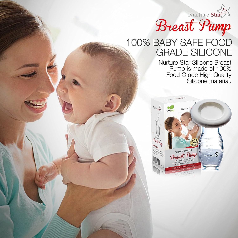 Nurture breast pump