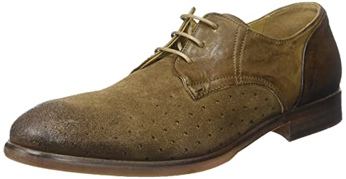 Rogers Suede Navy, Mens Lace-up Hudson