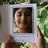 Oye Happy - Enchanted Mirror - Best Greeting Card with Mirror for Siblings/Friend/Girlfriend/Boyfriend to Gift on Birthday