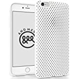 AndMesh iPhone 6s Plus ケース メッシュケース ホワイト AMMSC631-WHT