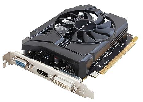 Sapphire Radeon R7 250 4GB DDR3 GDDR3 - Tarjeta gráfica ...