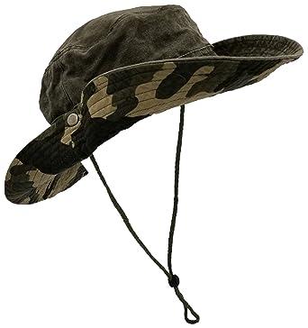 Mens Women Girls Bucket Hat Boonie Fishing Outdoor Cap Summer Beach Sun Hats UK