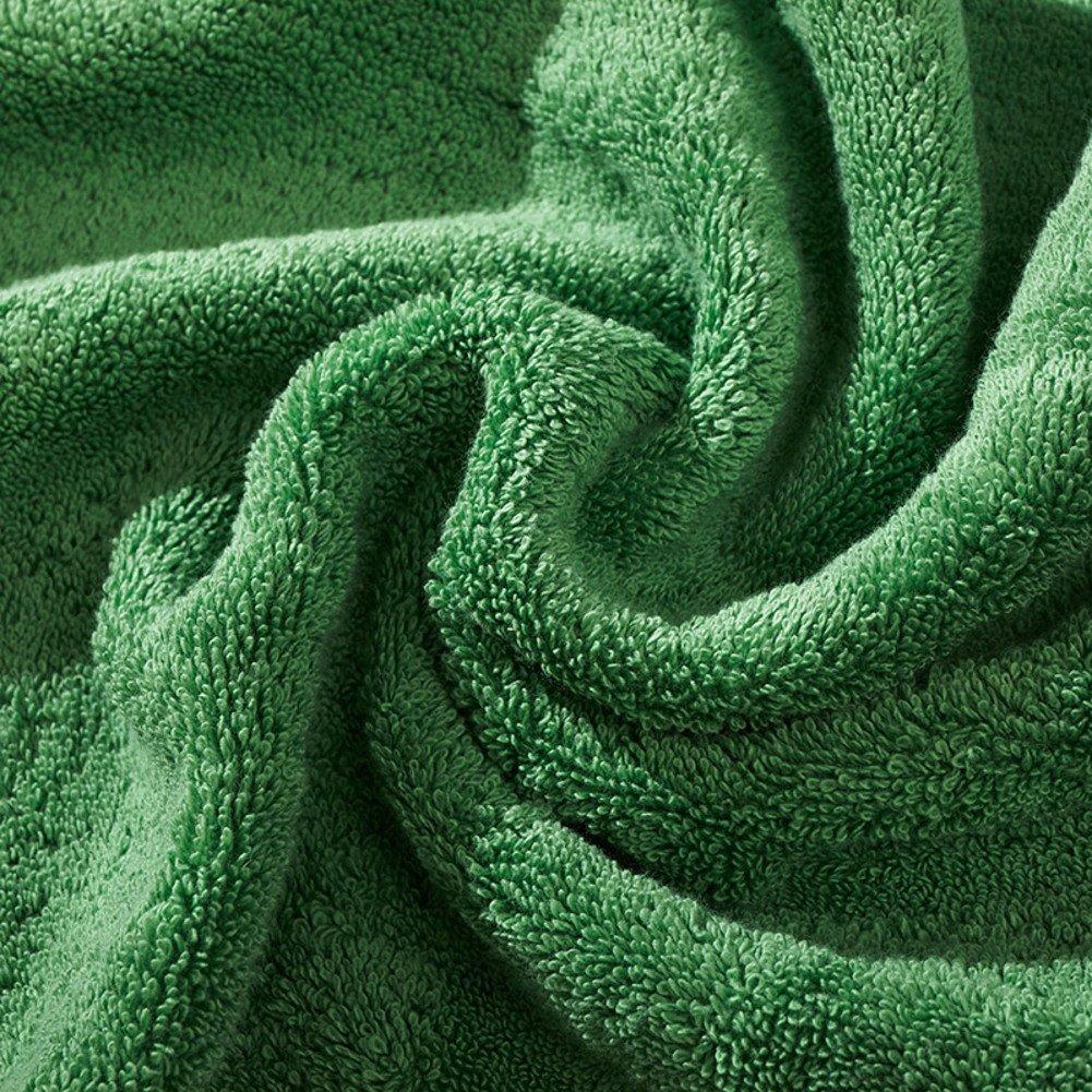plain sponge cotton bath towel/Sponge cotton increased thick soft towels of absorbent adult child-G