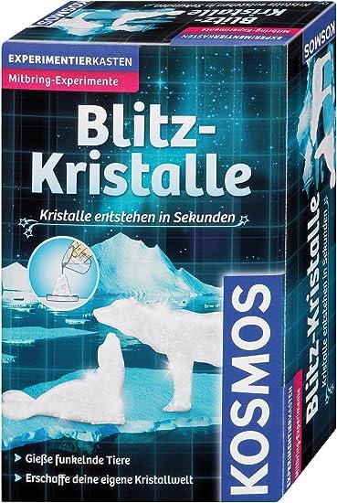 Blitz-Kristalle KOSMOS 657482 Mitbringexperimente