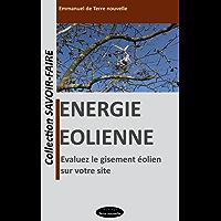 Energie éolienne: évaluez le gisement éolien sur votre site (Collection Savoir-Faire t. 1) (French Edition)
