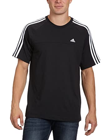 3s Adidas Essentials Shirt Herren Crew qq8fxZFw