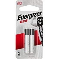 Energizer Alklaine E96 BP2 AAAA (Packaging may vary), 2ct